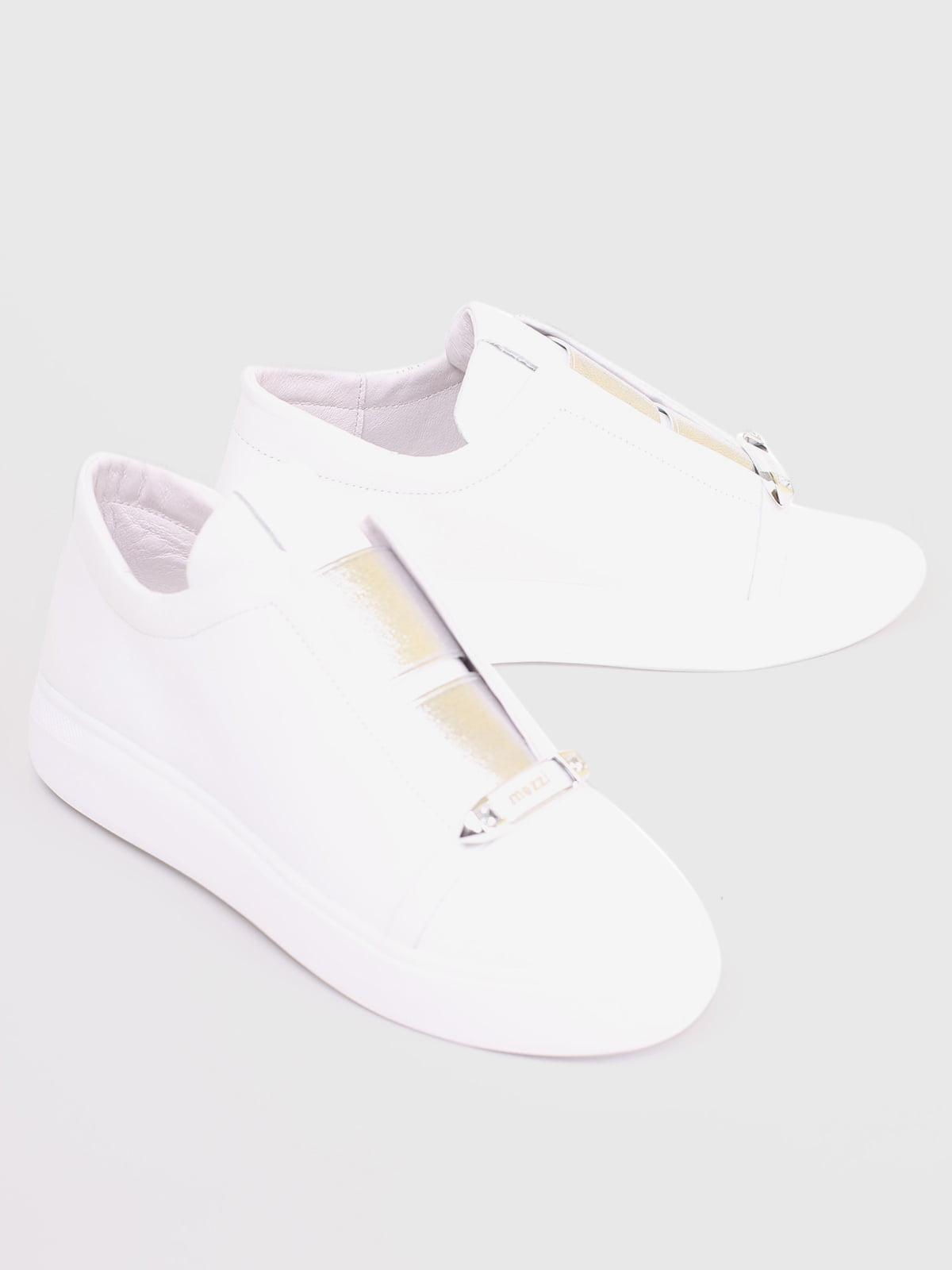 Ботинки белые | 5360223