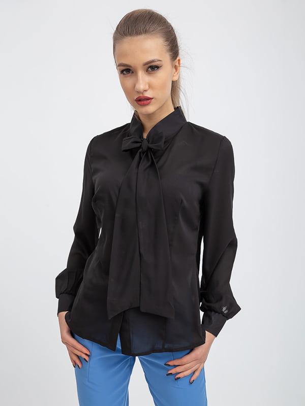 Блуза черная | 5364210