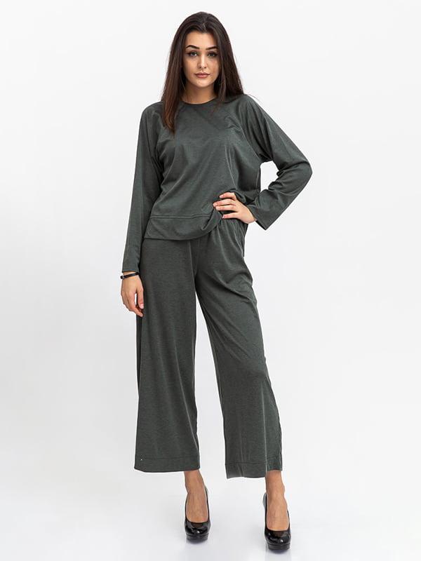 Костюм: джемпер и брюки | 5364345