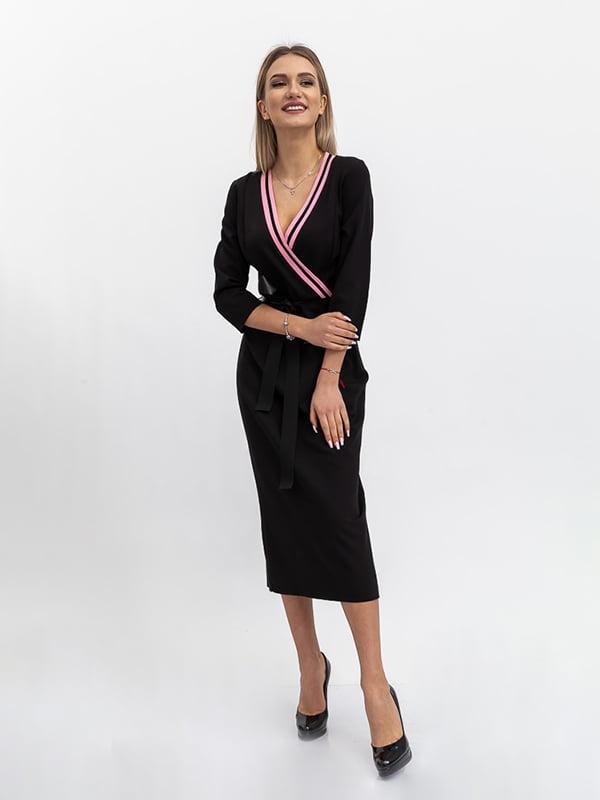 Платье черное   5364371