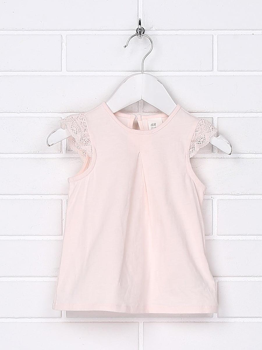 Блуза кольору пудри | 5364699