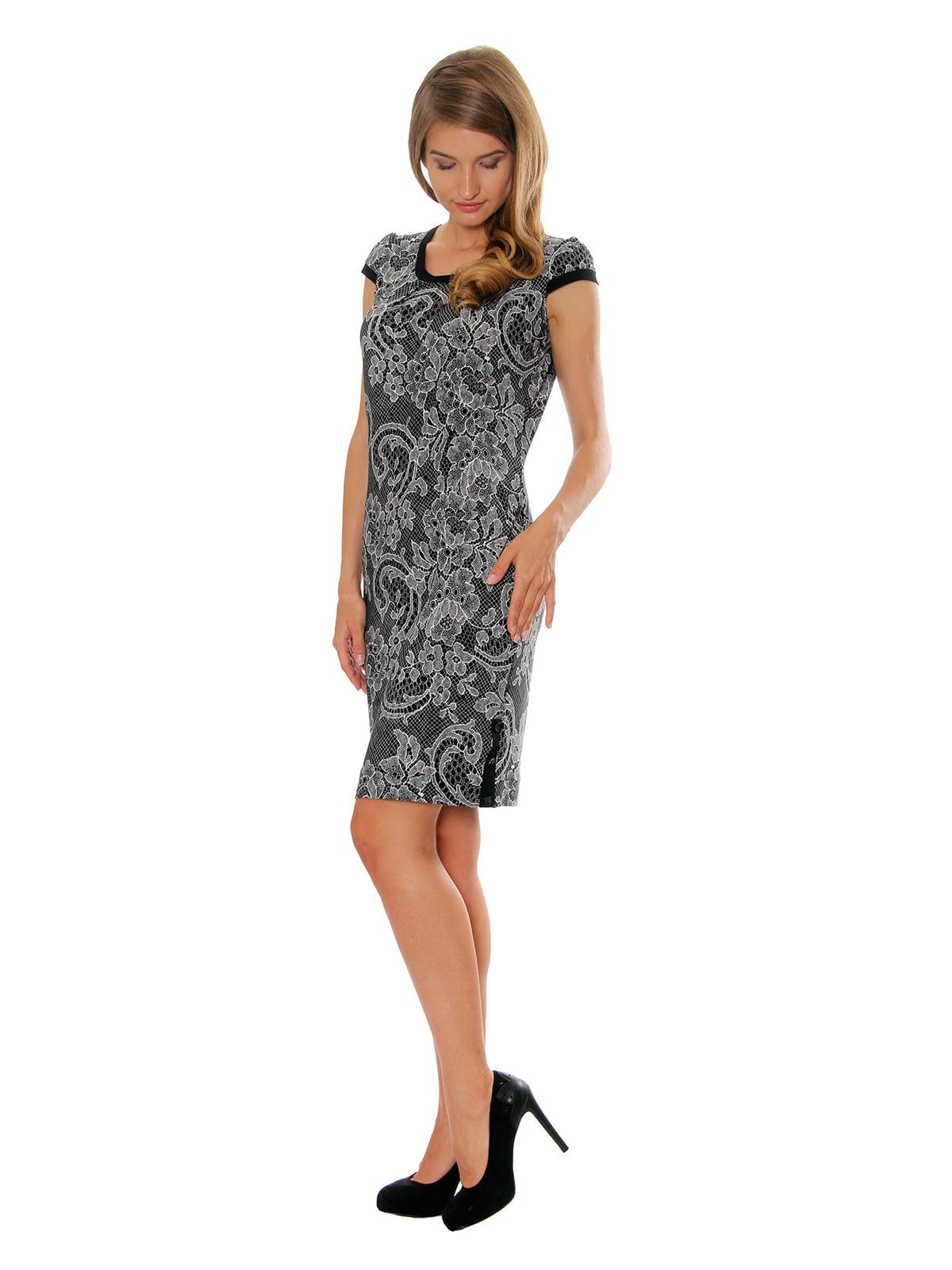 Платье в принт   5366403