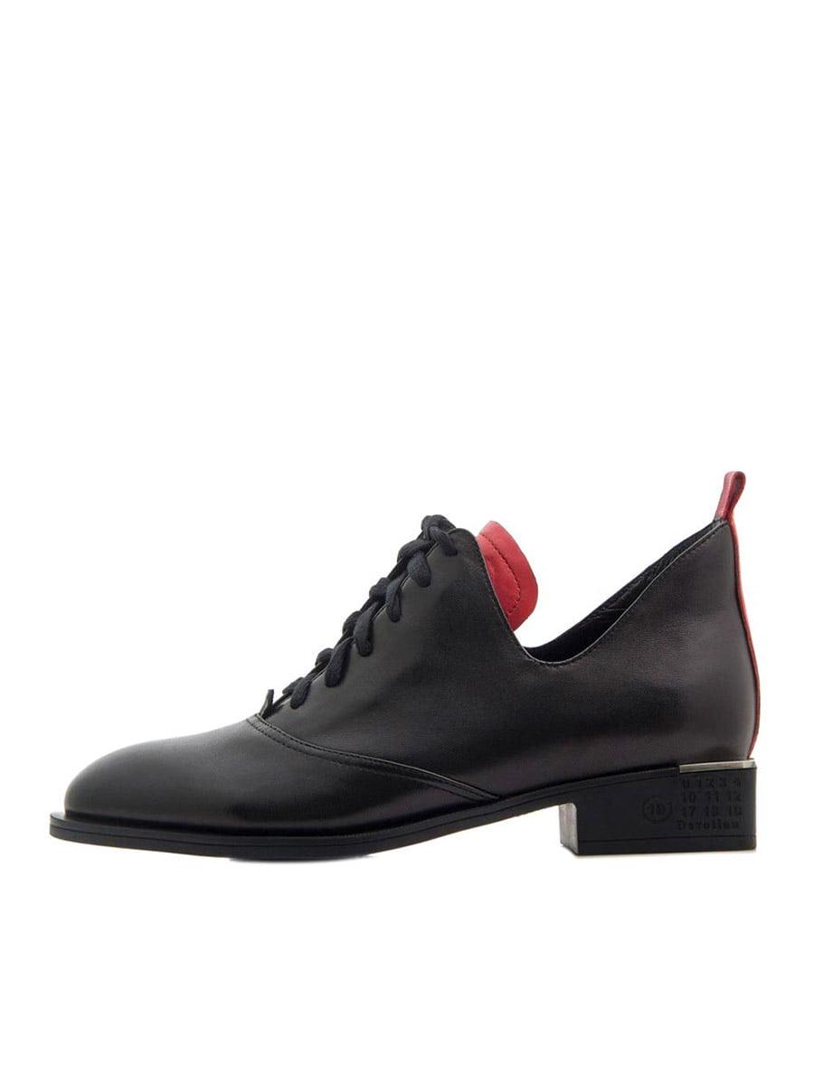 Ботинки черные | 5366846