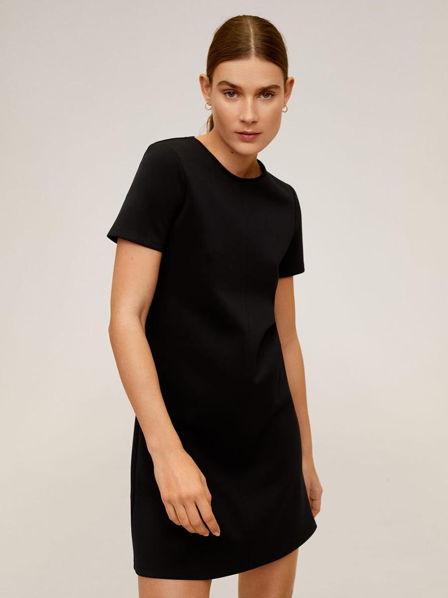 Платье черное | 5369682