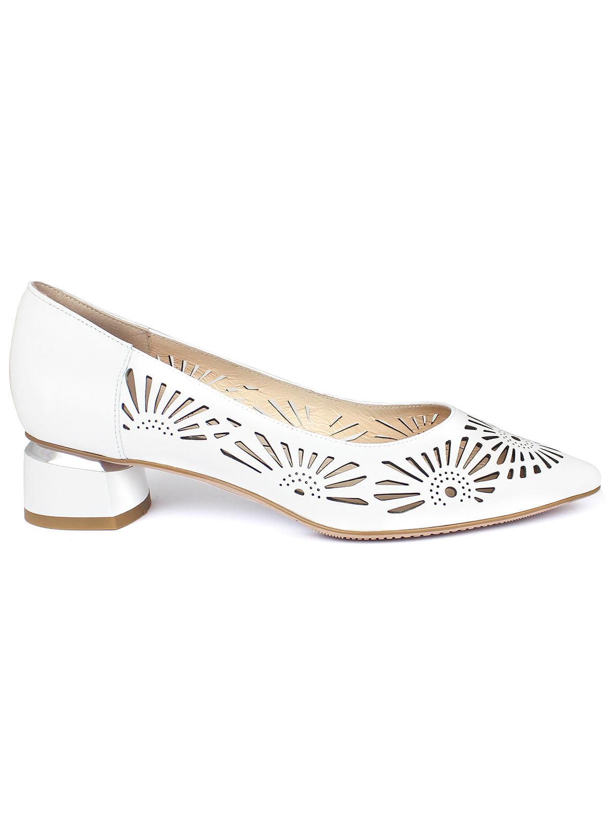 Туфли белые   5345092