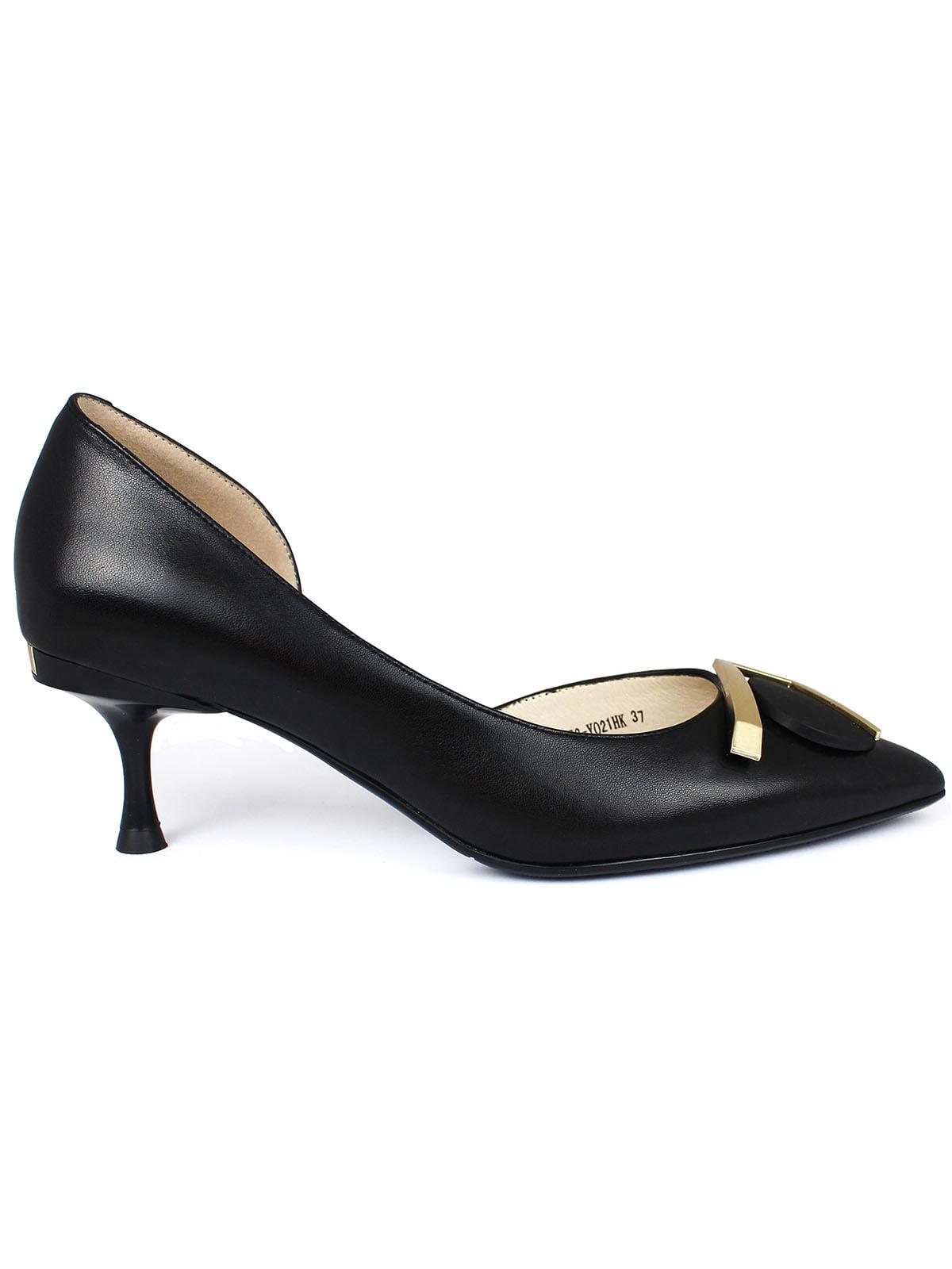 Туфли черные   5374382