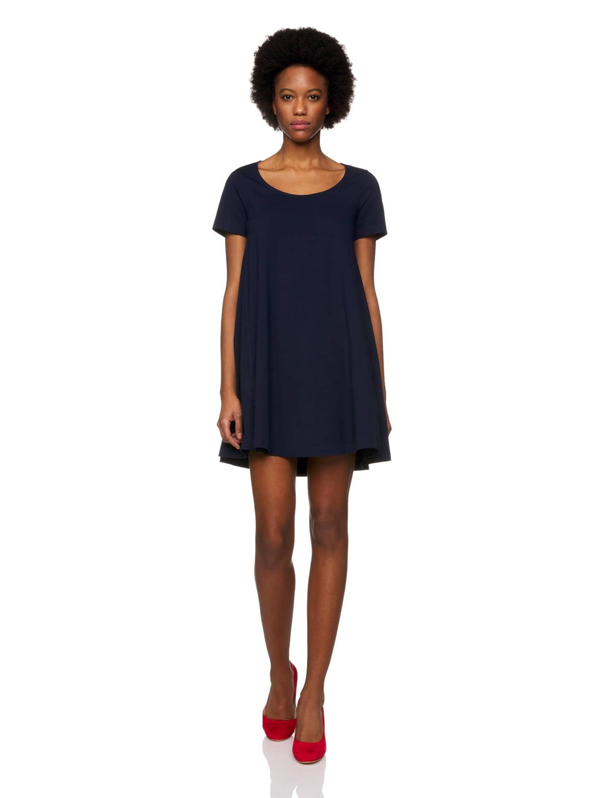 Платье темно-синее   5321041