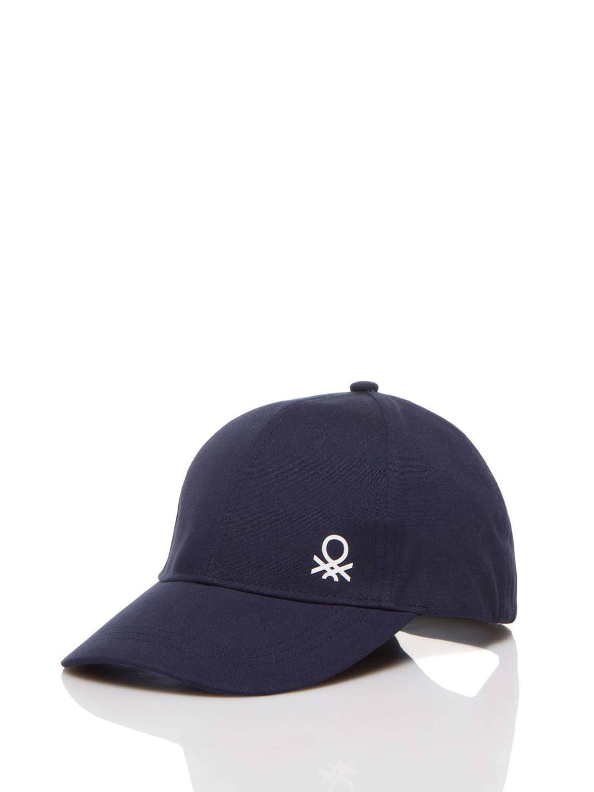 Бейсболка темно-синяя   5371414