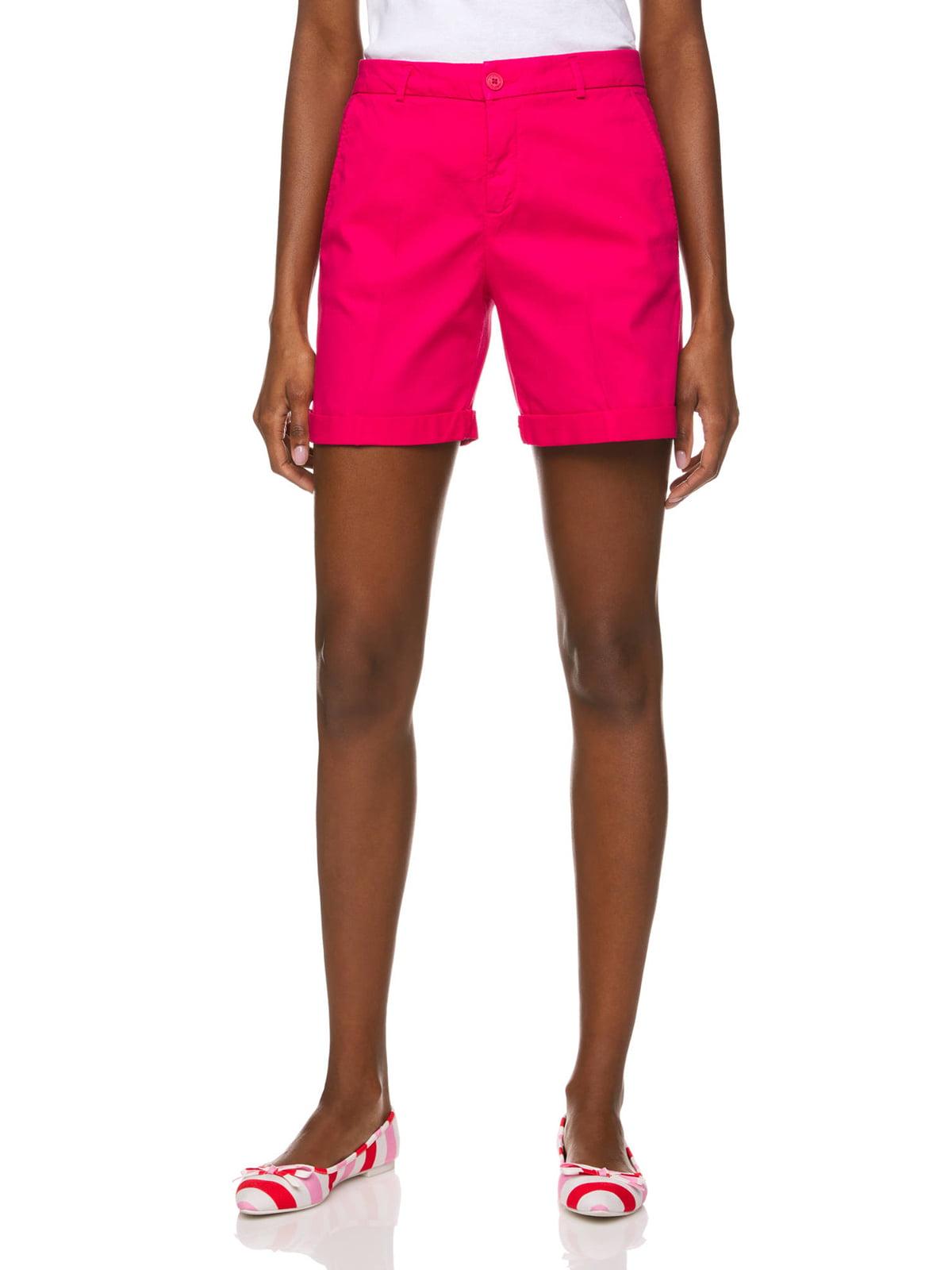Шорты ярко-розовые | 5371751