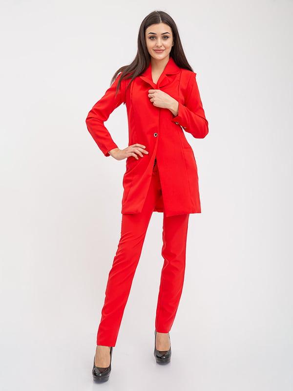 Костюм: жакет и брюки | 5374697