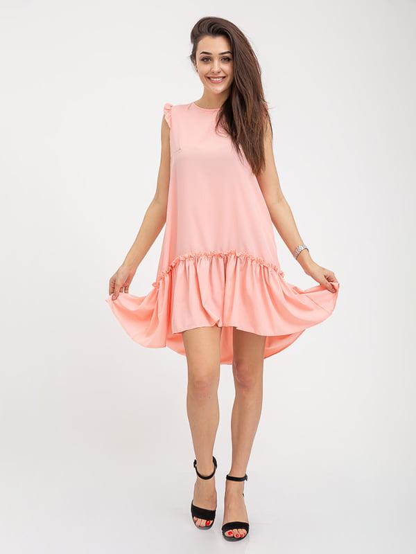 Сарафан персикового цвета | 5374742