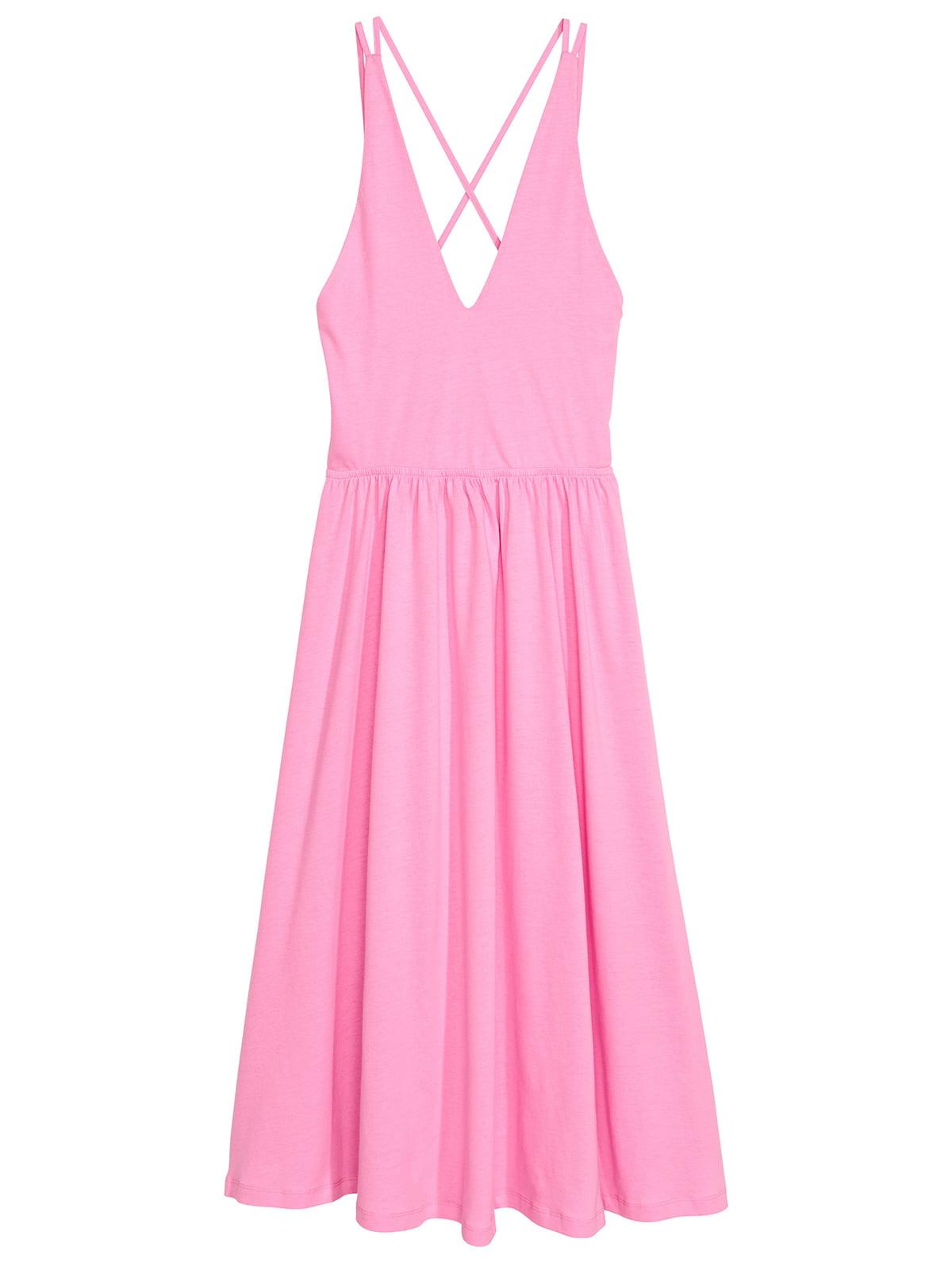 Сарафан розовый   5375702