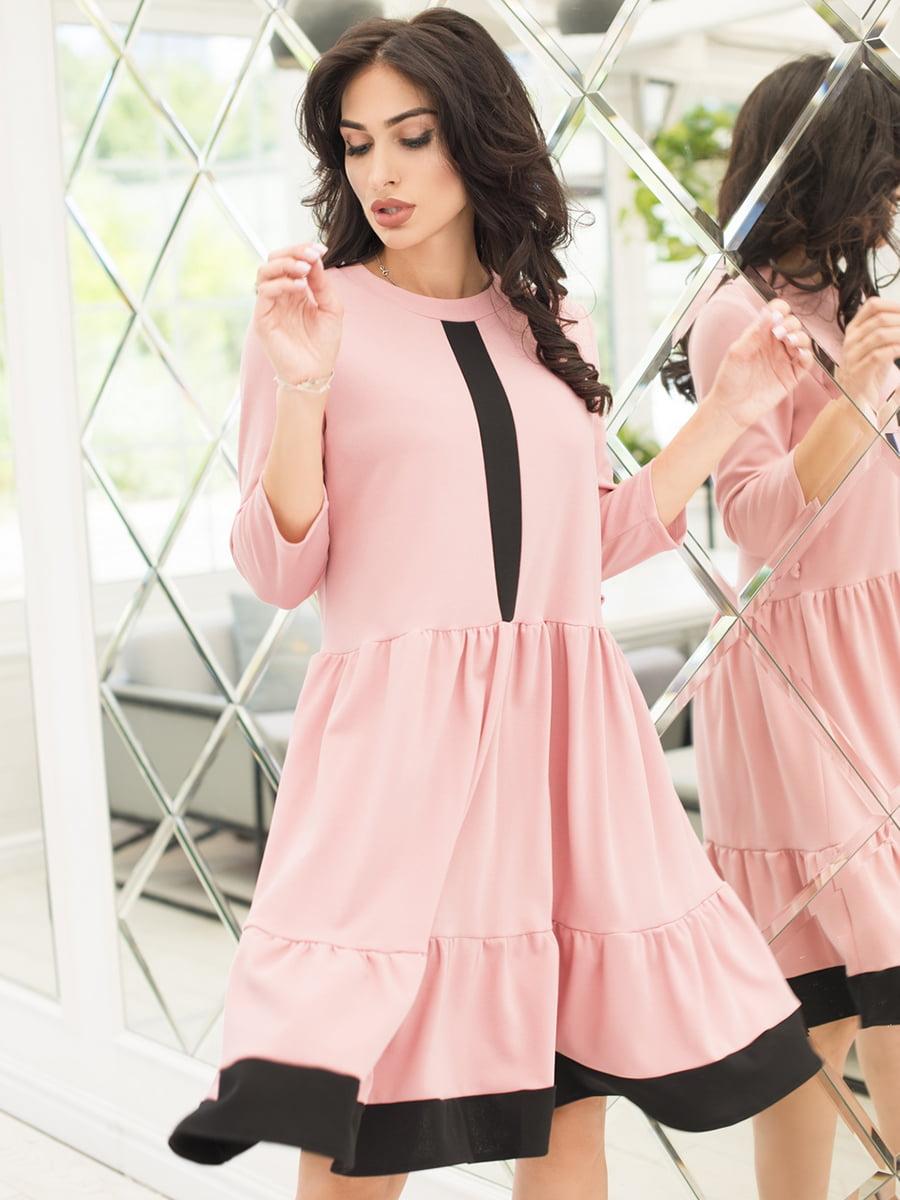 Платье бордовое   5379859