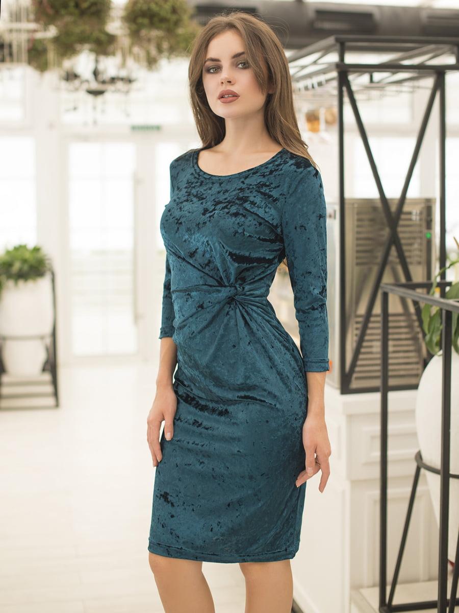 Сукня темно-зелена   5379868