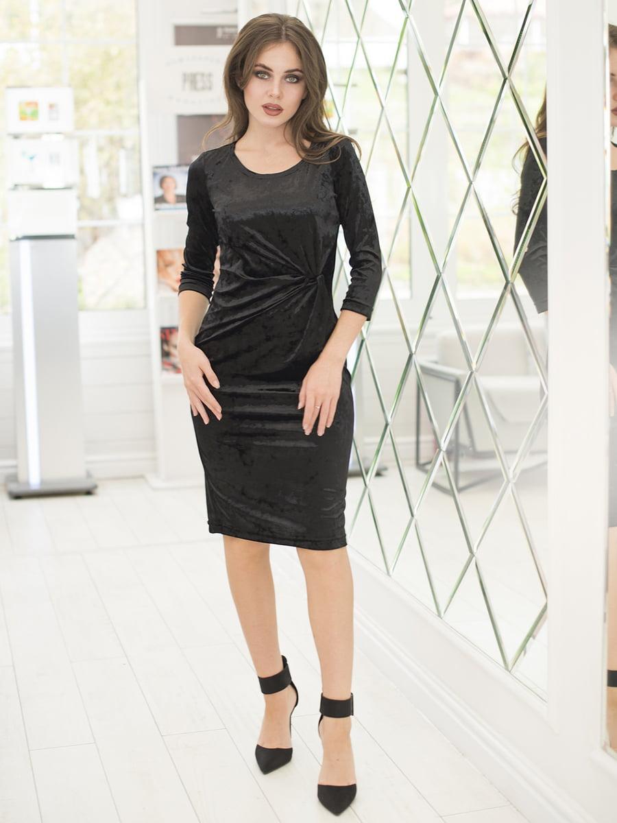 Платье черное | 5379870