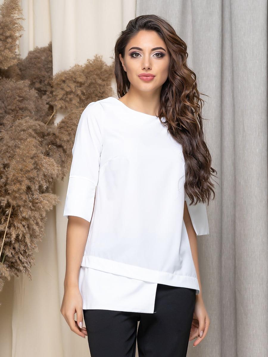 Блуза біла | 5379905