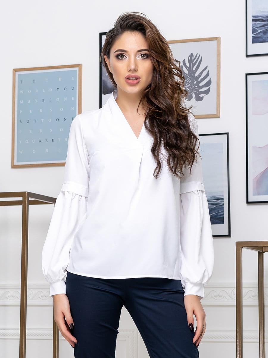 Блуза біла | 5379914