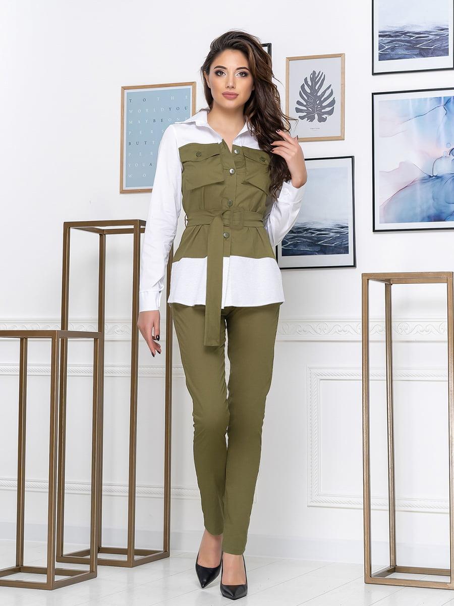 Костюм: сорочка і штани | 5379935