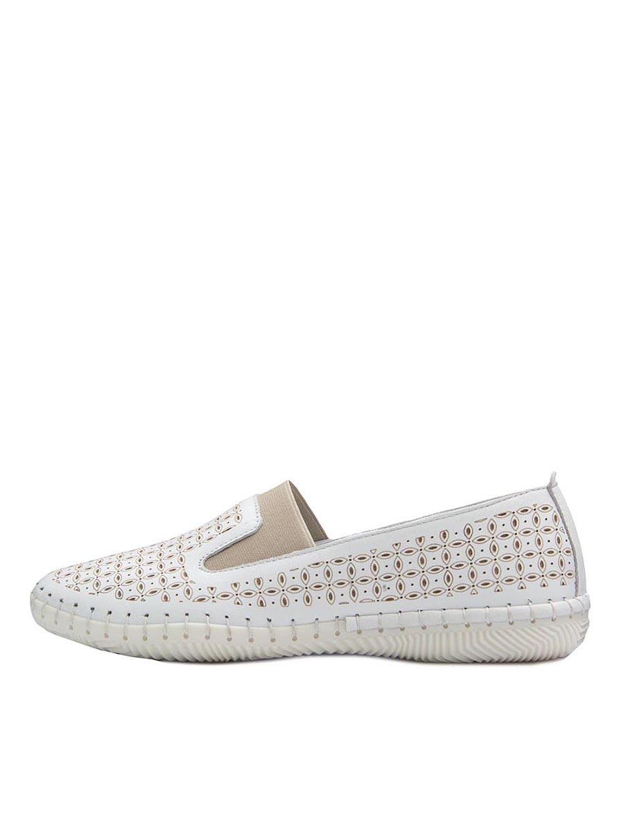 Балетки белые   5380739