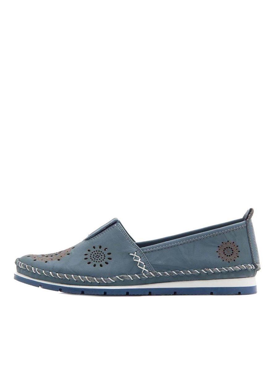 Туфли синие | 5380759