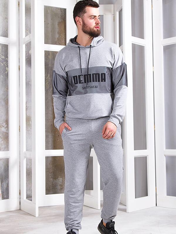 Костюм спортивний: худі і штани | 5381993