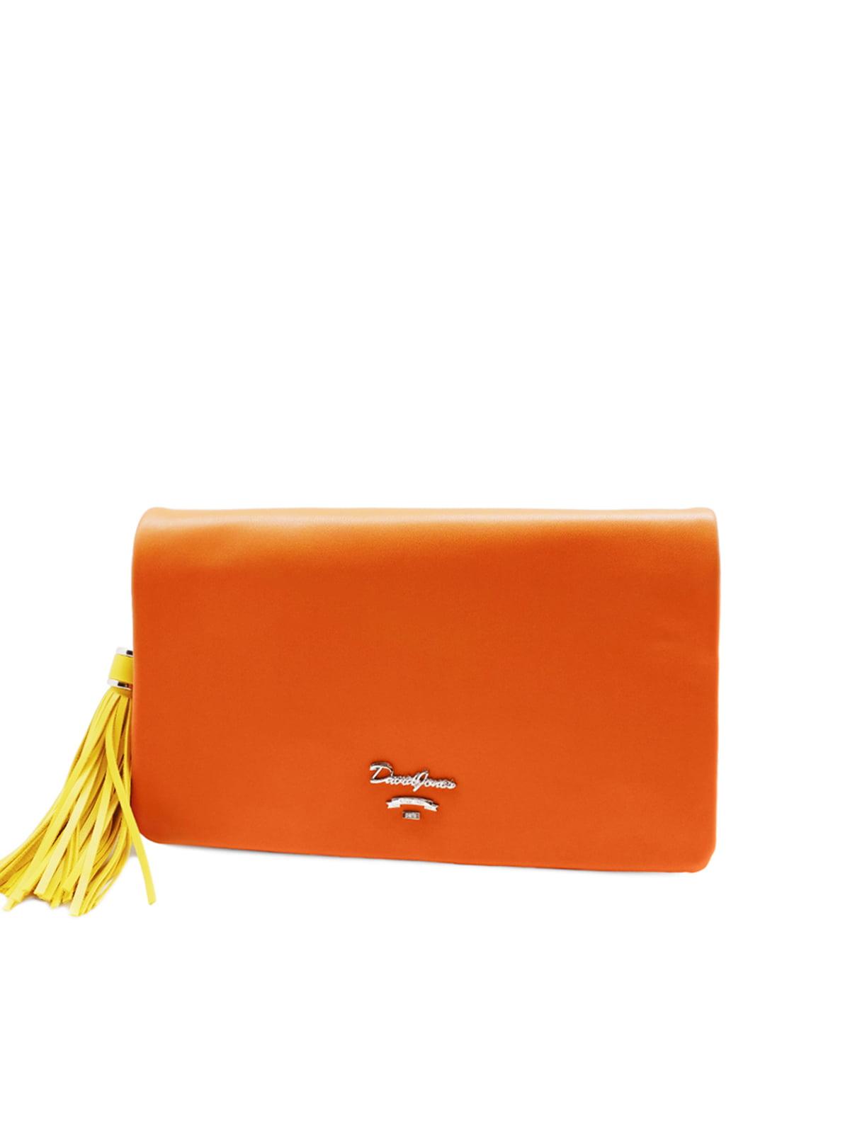 Сумка оранжевая | 5384999