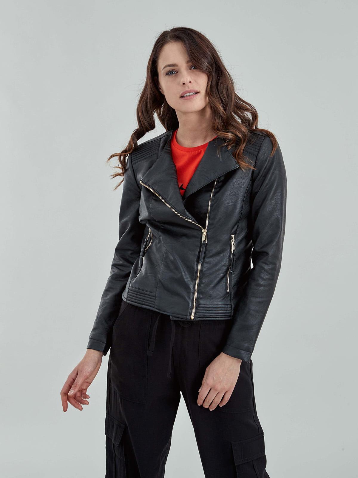 Куртка черная | 5384569