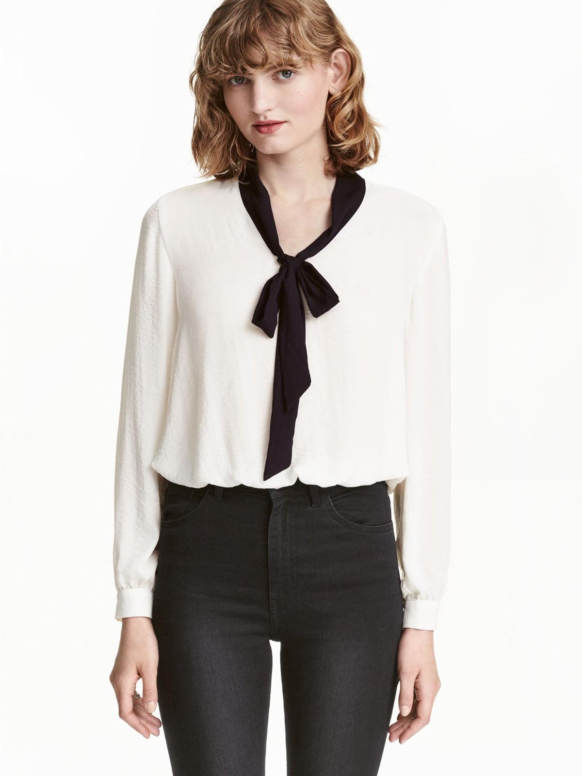 Блуза біла | 5386200