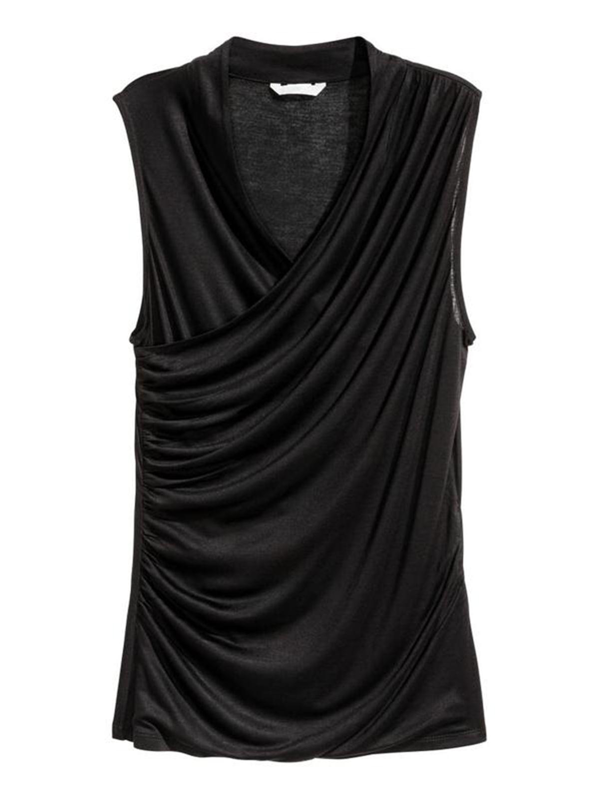 Блуза черная | 5386204