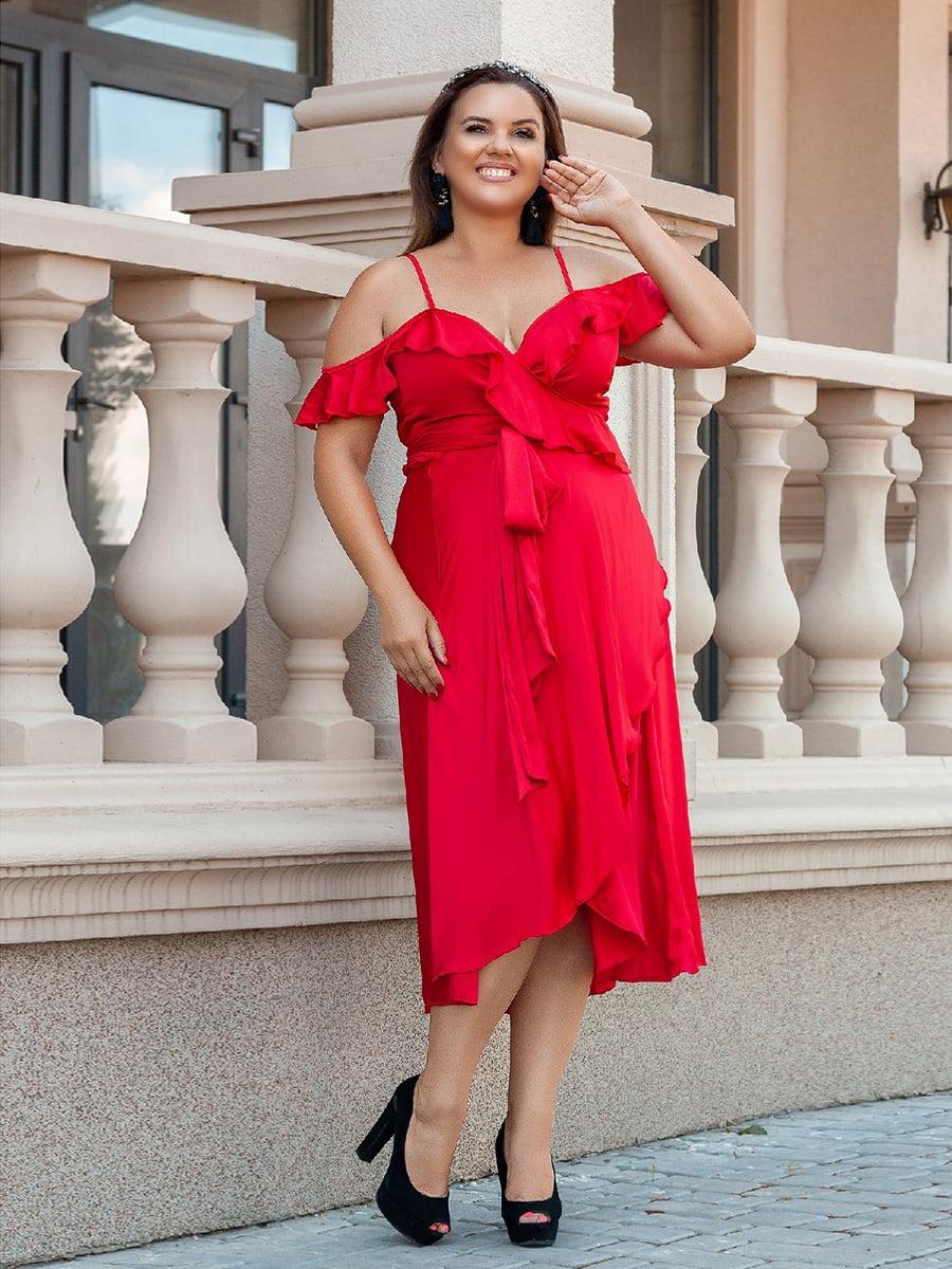 Сукня червона   5387761