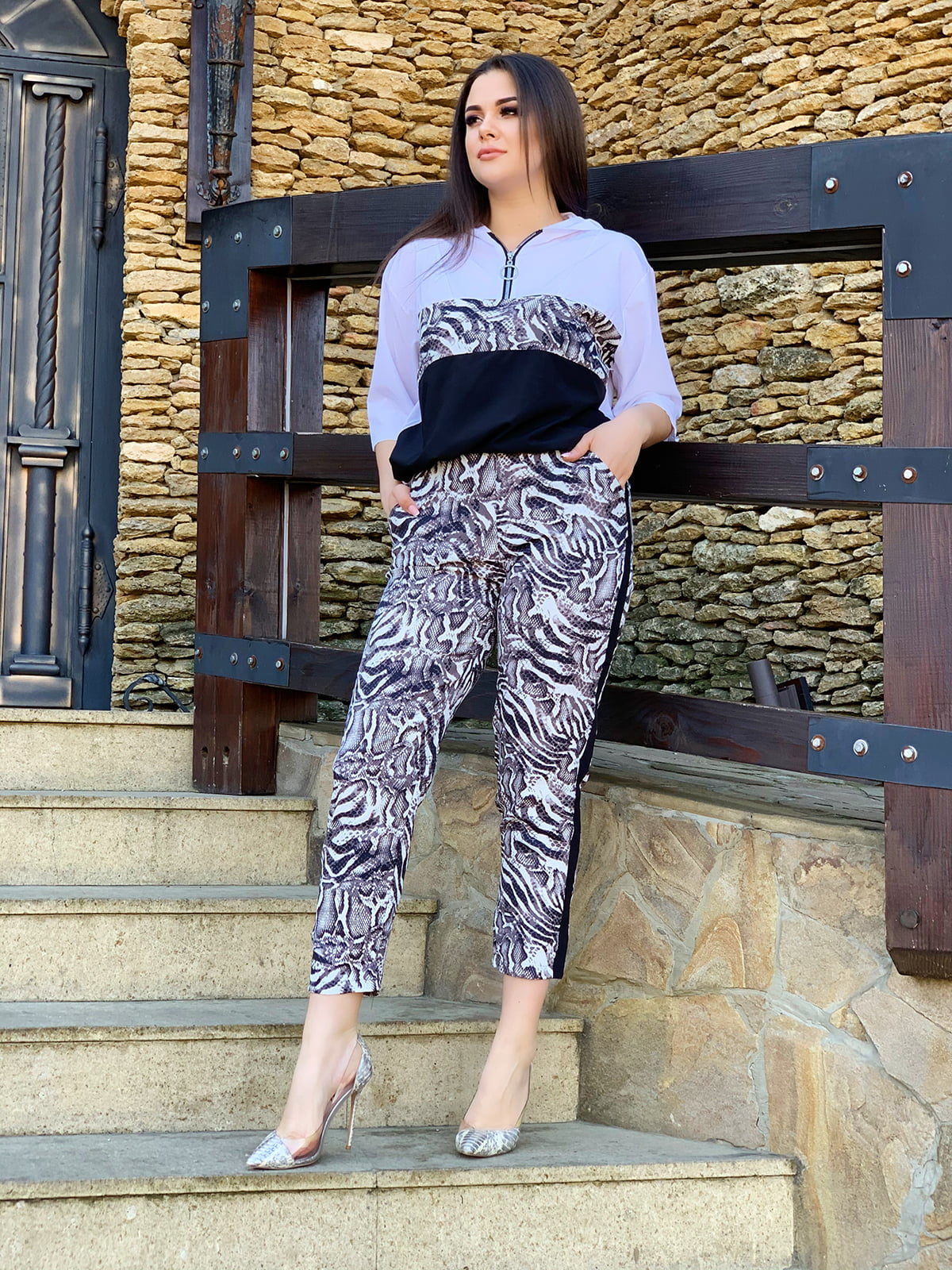 Комплект: джемпер і штани | 5387781