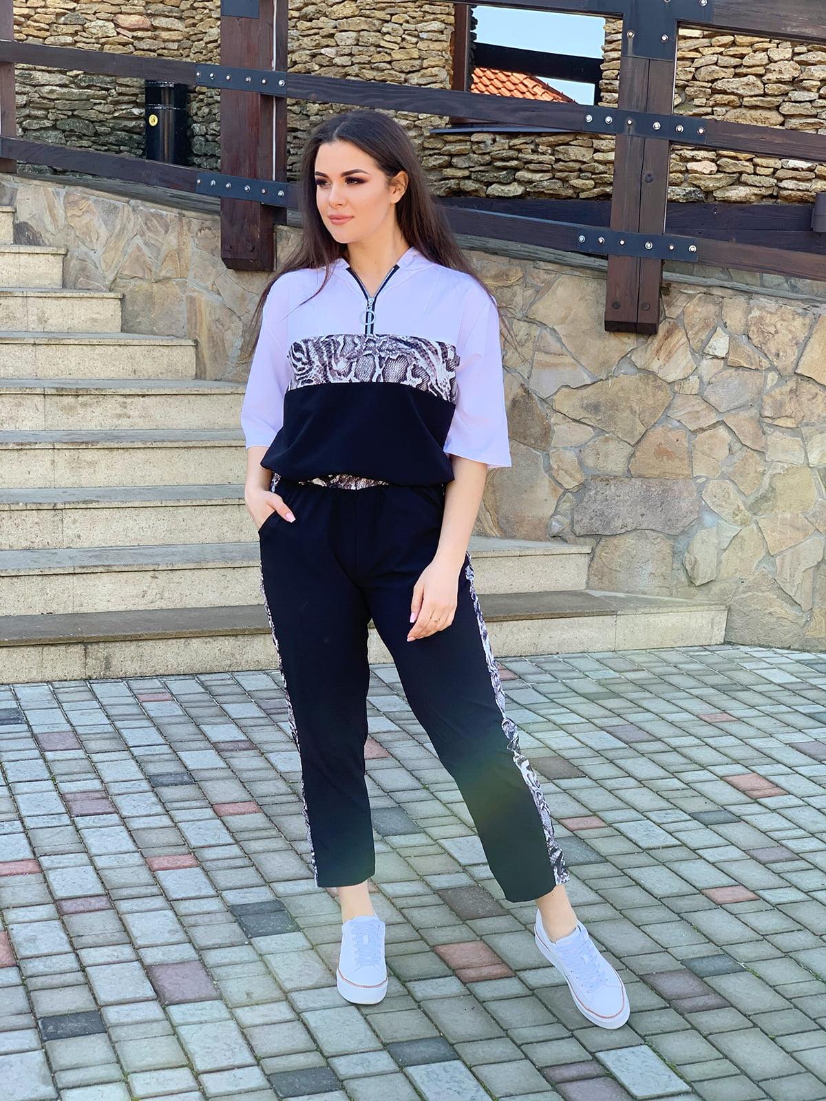 Комплект: джемпер і штани | 5387783