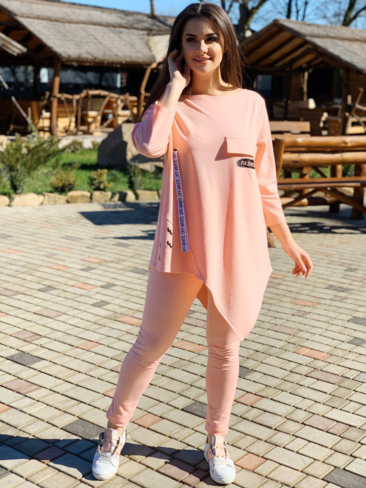 Комплект: туніка і штани | 5387857