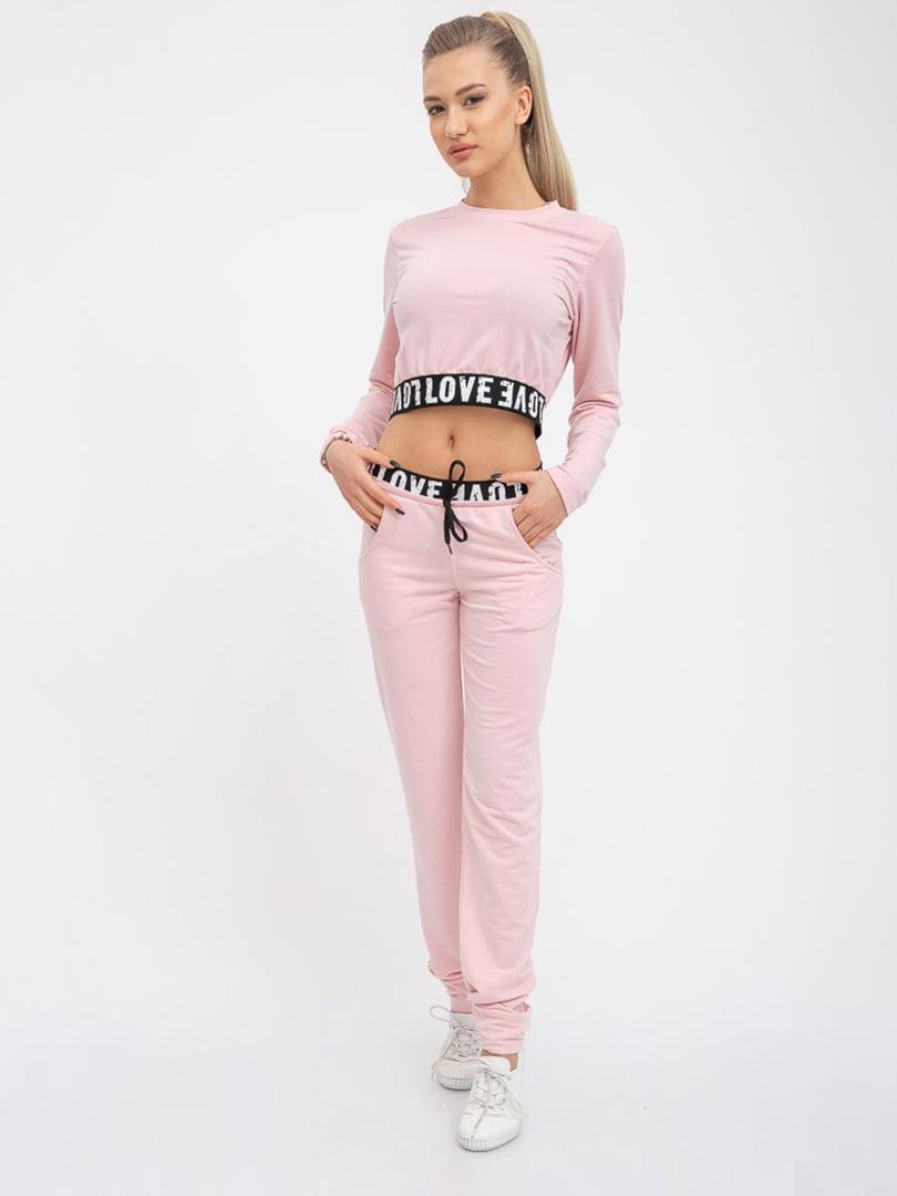Костюм: свитшот и брюки | 5393481