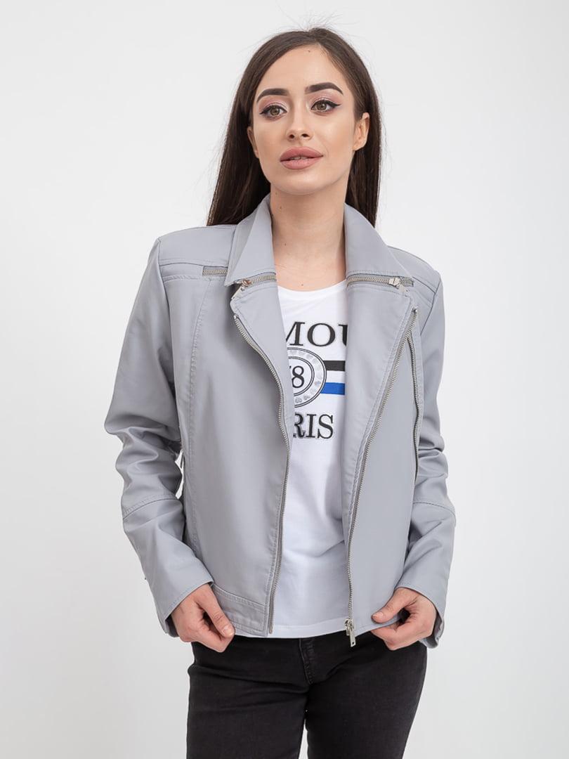 Куртка серая | 5393491