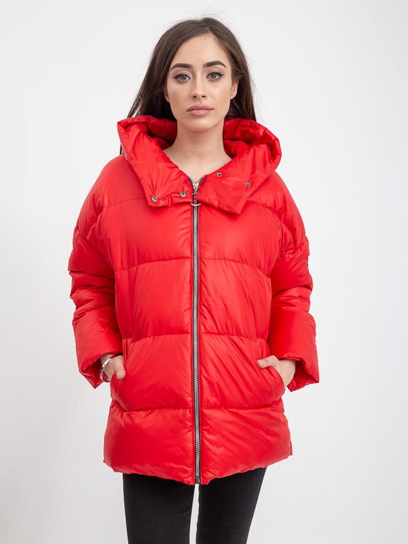 Куртка красная | 5393497