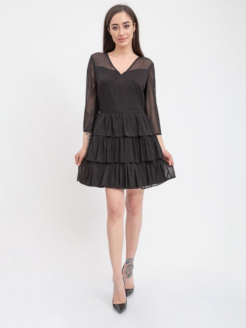 Платье черное | 5393514