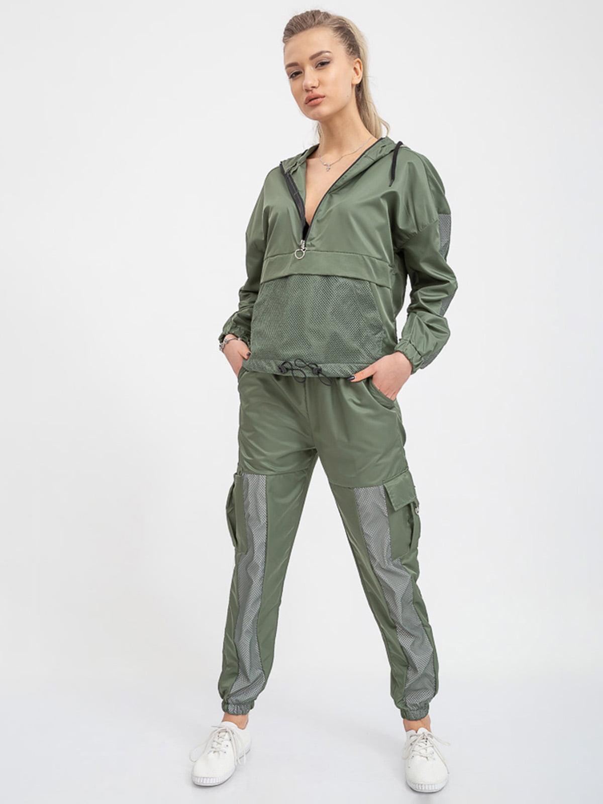 Костюм: худи и брюки | 5393566