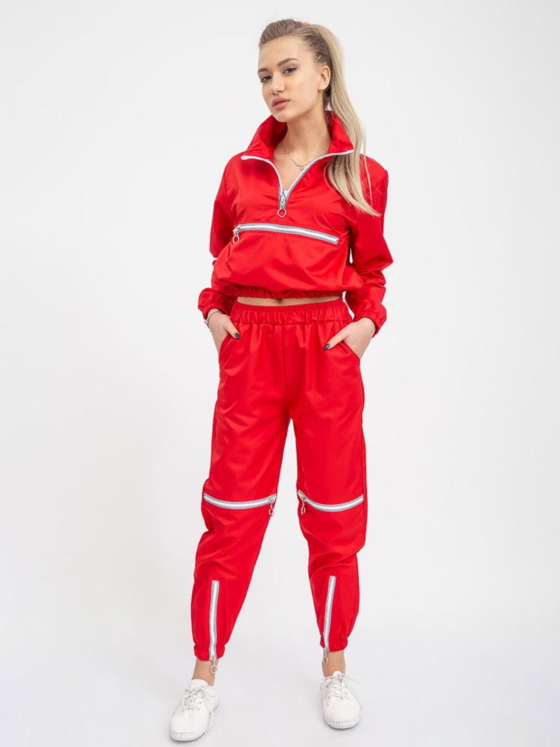 Костюм спортивный: свитшот и брюки | 5393572