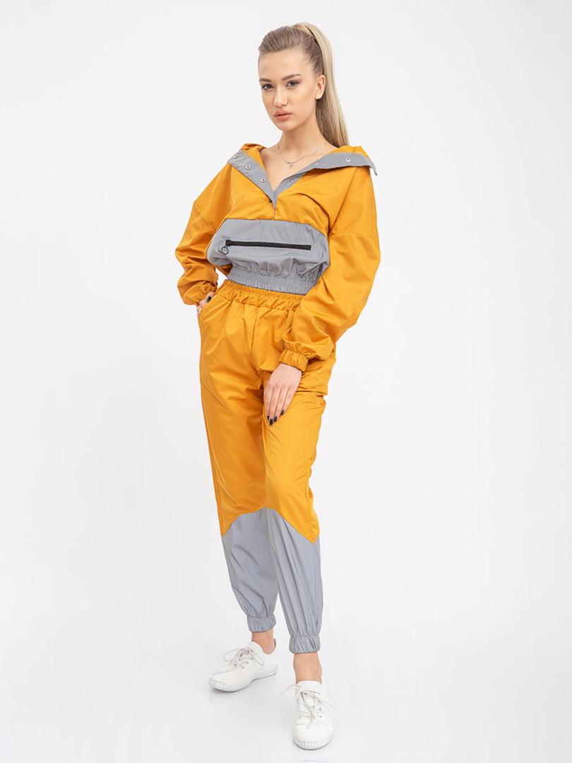 Костюм спортивный: свитшот и брюки | 5393576