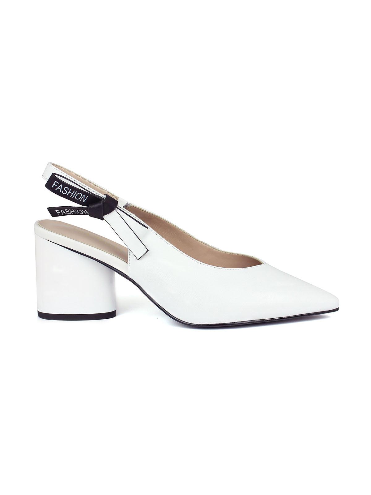 Туфли белые | 5395683