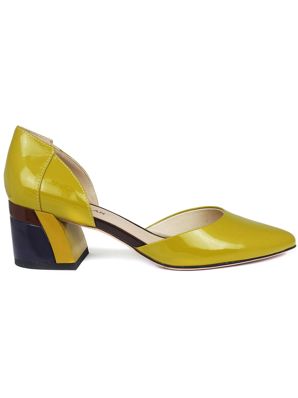 Туфлі кольору хакі | 5396021