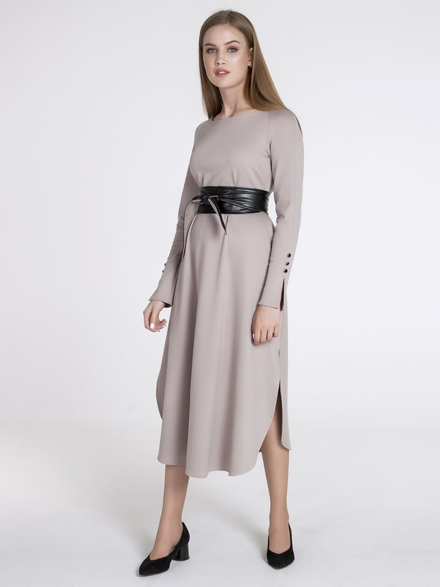 Сукня бежева | 5399026