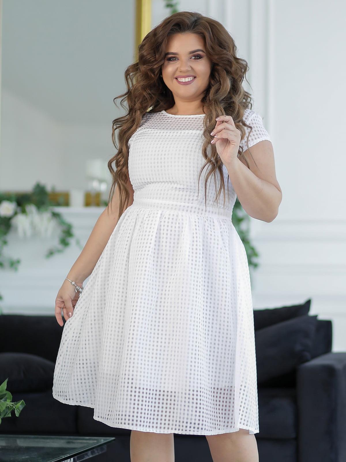 Платье белое | 5400986