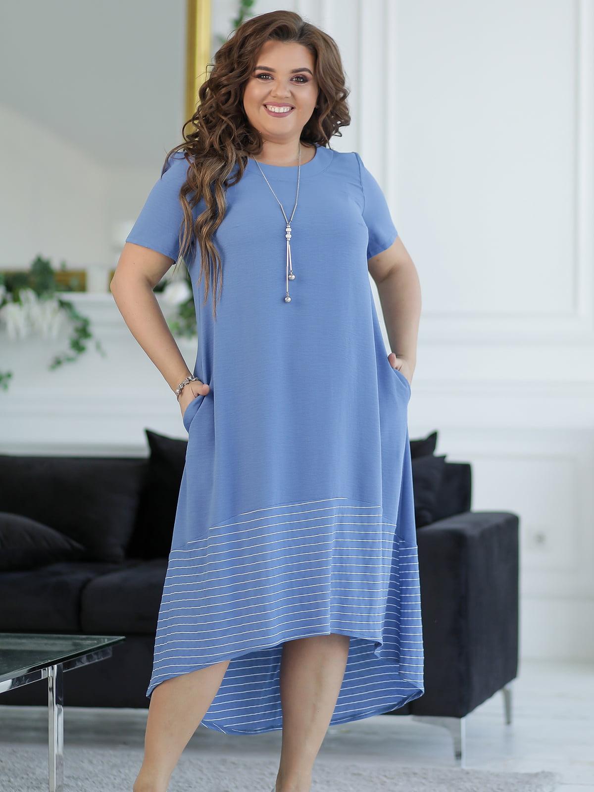 Сукня блакитна   5401017