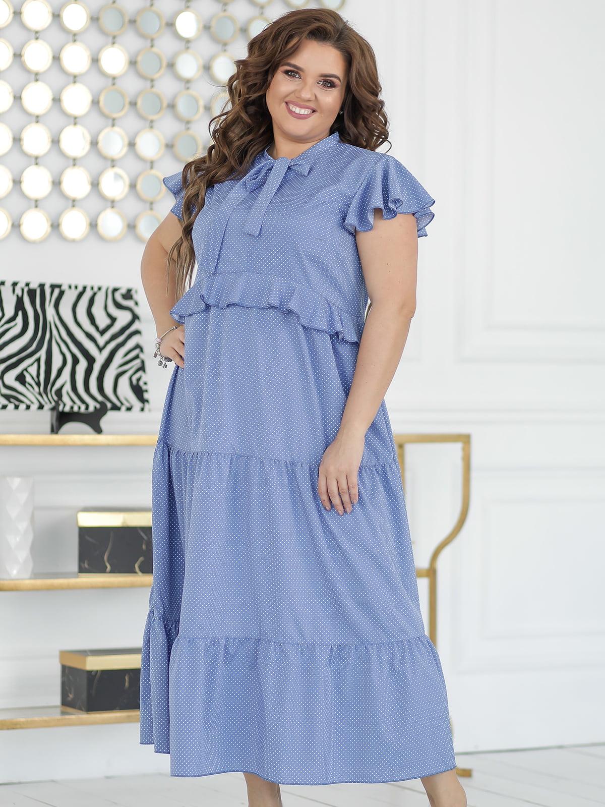 Сукня блакитна   5401030