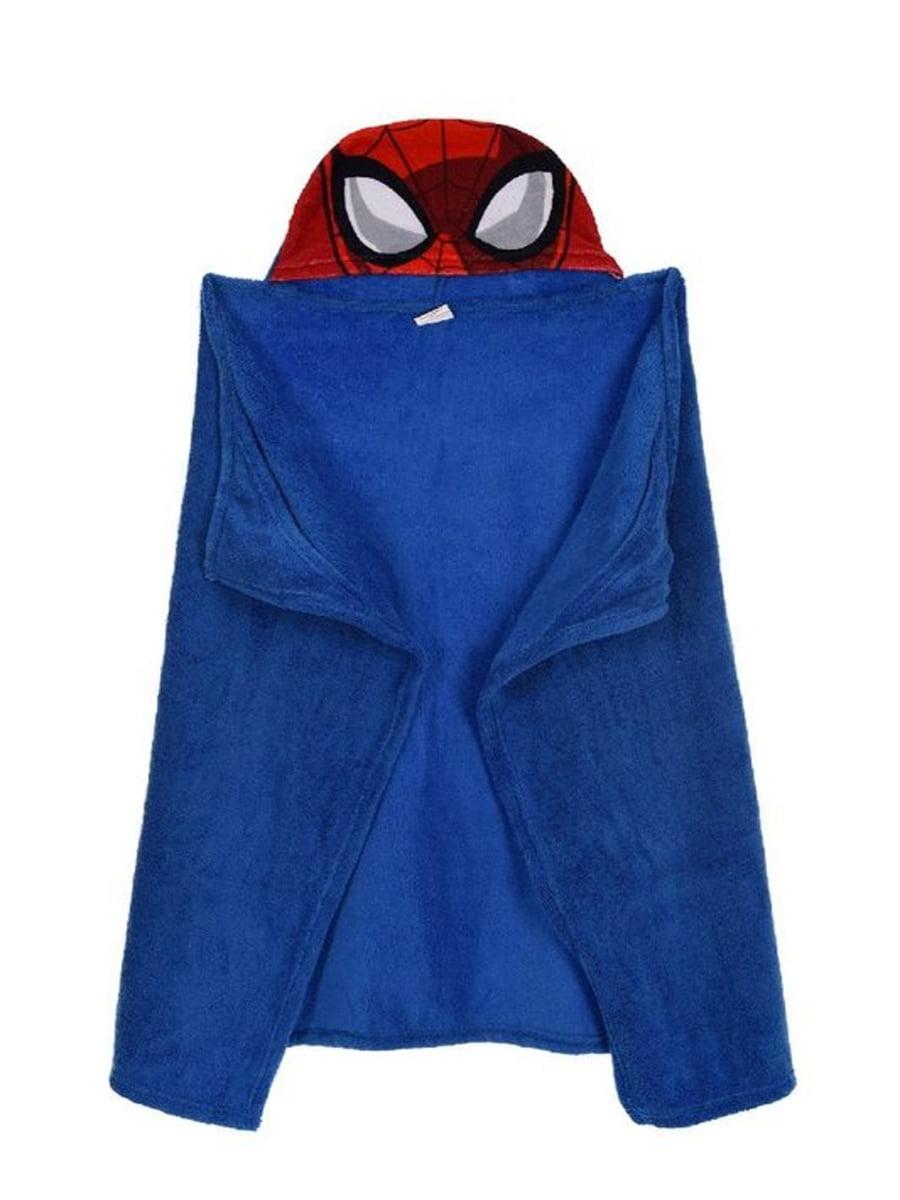 Рушник-пончо синій | 5401872