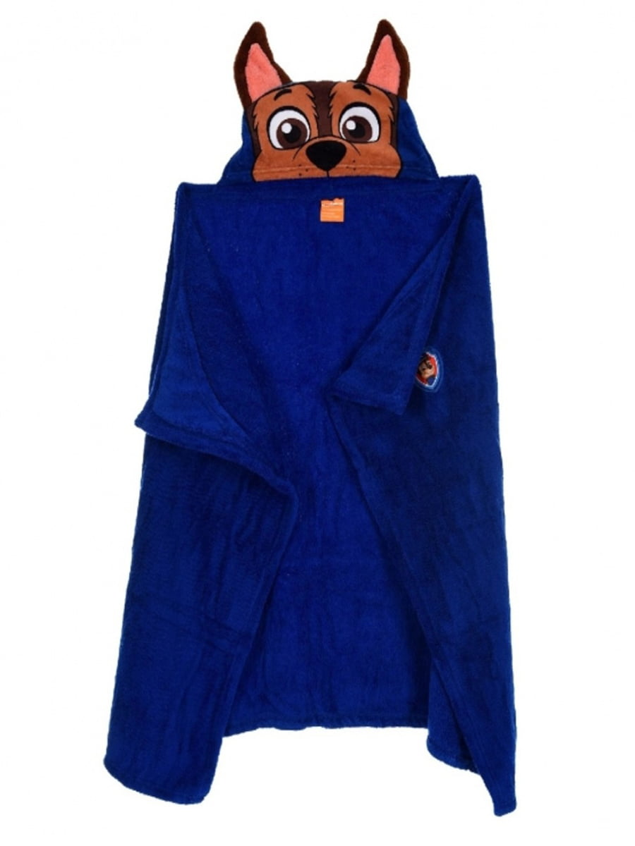 Рушник-пончо синій | 5401876