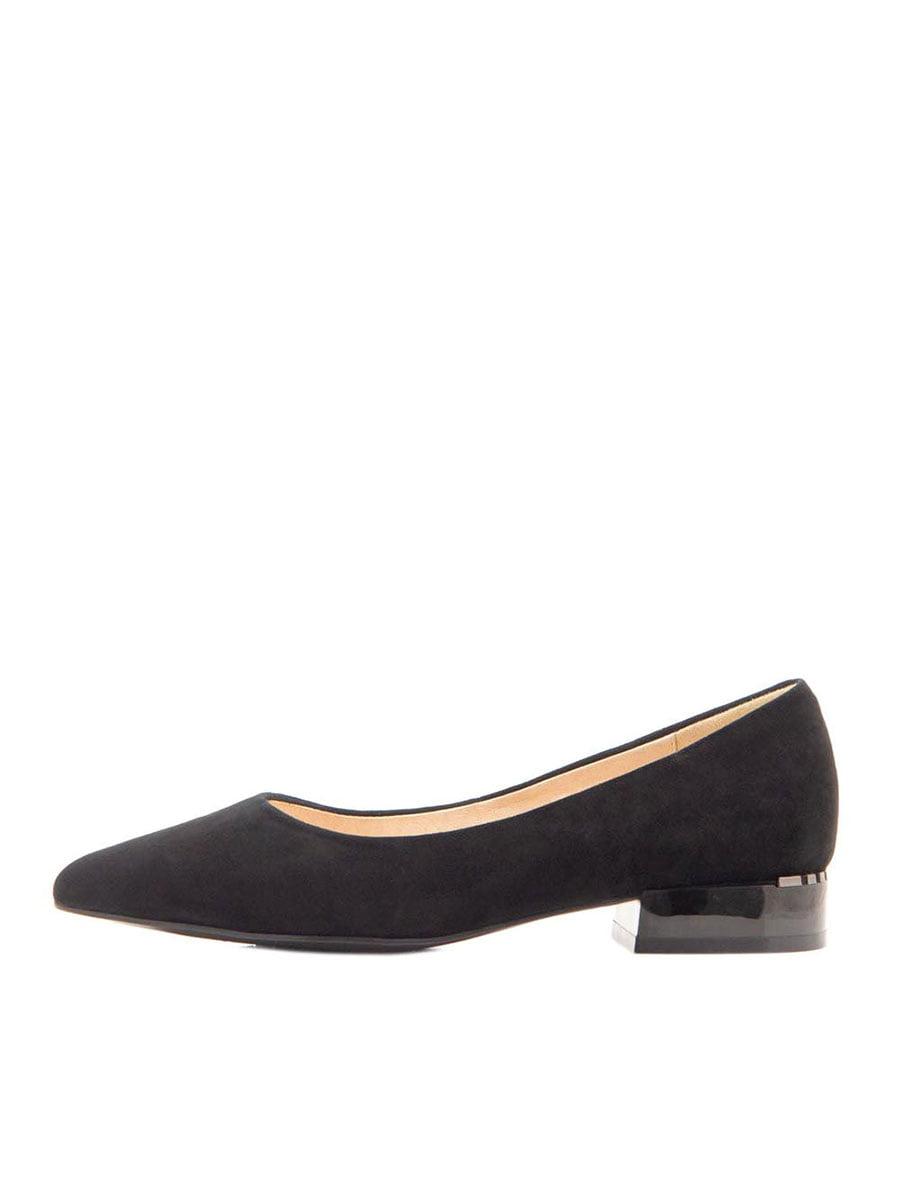 Туфли черные   5401900