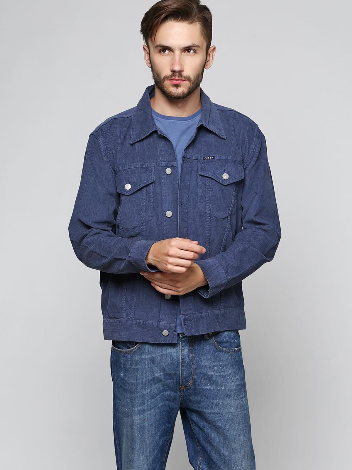 Куртка синя | 5401231